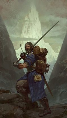 21 Ideas For Fantasy Art Warrior Character Inspiration Hunters Fantasy Character Design, Character Concept, Character Art, Concept Art, Dungeons And Dragons Characters, Dnd Characters, Fantasy Characters, Fantasy Armor, Medieval Fantasy