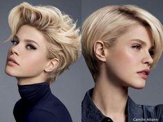 Прически на короткие волосы: лучшие идеи укладок | fchannel.ru
