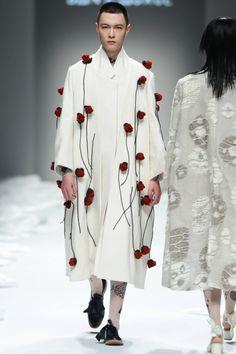 Ban Xiao Xue Fall/Winter 2016 - Shanghai Fashion Week