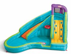 Little Tikes Slam 'n' Curve Slide {Review} (& Giveaway Ends 7/4)