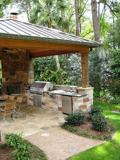 cabanas with metal roof - Google Search