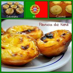 Pastéis de nata (spécialité portugaise) Portugal, Saveur, Pineapple, Muffins, Fruit, Breakfast, Desserts, Diners, Food