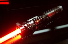 Amazing Custom Made Lightsabers: Elegant Weapons for a More Civilized Age
