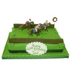 horse cakes | Cake | Birthday Cakes for Men | Horse Racing Cake | Novelty Cakes ...