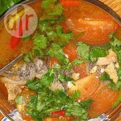 Herbal Soup with Trout @ allrecipes.com.au
