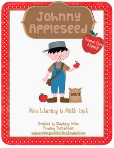 FREE Johnny Appleseed Unit!