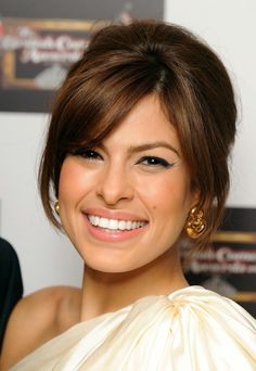 Eva Mendes captured the attention of moviegoers in a small, but pivotal role in the critically acclaimed film, Training Day. Description from speakerpedia.com. I searched for this on bing.com/images
