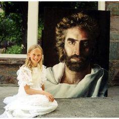 Akiane+Kramarik+Images+of+Christ | El Cielo es real»: una película hermosa y un pensamiento sobre los ...