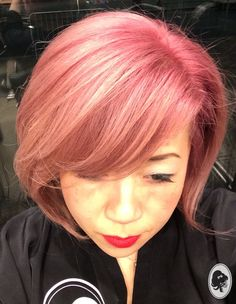 Wella Instamatic- Pink Dream Color by Hairroin NYC Director Luis Payne www.hairroinsalon.com