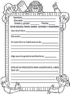 Dual Language, Reading Activities, Conte, Third Grade, Sheet Music, Notebook, Bullet Journal, Education, How To Plan