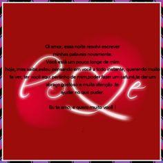 Te amo,boa noite!
