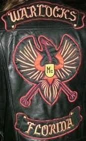 Florida Warlocks MC The Warlocks Motorcycle Club is the name used by a number of motorcycle clubs in the United States and other countri. Outlaws Motorcycle Club, Motorcycle Logo, Motorcycle Clubs, Bike Gang, Club Usa, Biker Clubs, Biker Vest, Biker Patches, Color Club