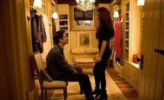 Edward and Bella share a sweet laugh together.