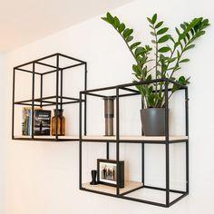 Wall Storage, Storage Ideas, Shelving, Police, The Unit, Design, Home Decor, Shelving Brackets, Blond