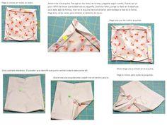 Técnicas de patchwork,quilting,origami..79