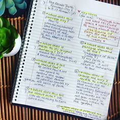 Romans Study using the for Bible reading method of journaling. Originally saw this in an article from a few years ago. Bible Study Notebook, Bible Study Tools, Bible Study Journal, Scripture Study, Bible Art, Devotional Journal, Daily Devotional, Bible Verses Quotes, Bible Scriptures