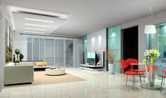 [Interested item]: Simple False ceiling model at sofa.  [Location]: Living.