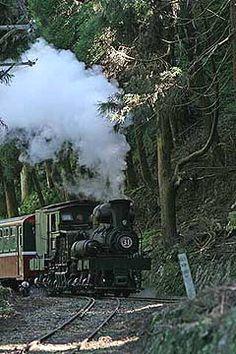 世界の蒸気機関車<台湾>
