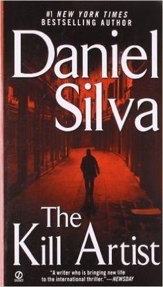The Kill Artist: Daniel Silva: 9780451209337: Amazon.com: Books