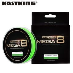 KastKing 300Yds/274M 0.14-0.45mm 8 Strands PE Braided Fishing Line Multifilament Fishing Line Green 20-80LB Saltwater Fish Wire | Price: $ 25.99 and FREE Shipping - Buy one here---> ufishingzone.com | #fishing #flyfishing #fishinglife #fishingtrip #fishingboat #troutfishing #sportfishing #fishingislife #fishingpicoftheday #fishingdaily #riverfishing #freshwaterfishing #offshorefishing #deepseafishing #fishingaddict #lurefishing #lovefishing #fishingboats #instafishing