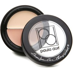 Paula Dorf Total Camouflage Concealer, Sand/Nude 0.1 Oz (3 G) ($23) ❤ liked on Polyvore