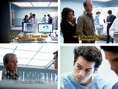 #TeenWolf #3x18 #Riddled they never say Stiles' actual first name