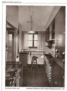 1926 Frankfurter Küche