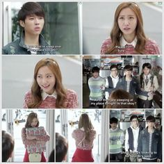 And she never ever will! Power to Seul Bi :) - High School: Love On