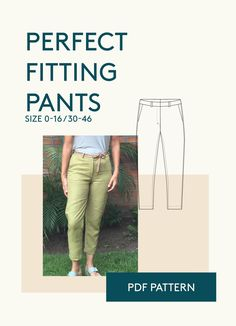 Perfect fitting pants
