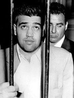 "Vincent ""The Chin"" Gigante - (Masseria/Luciano) Genovese Family Boss 1981 - Died 2005"