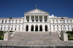 Portuguese Parliament #Lisbon