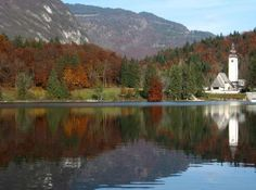 Autumn in Bohinj, via www.zoolz.com