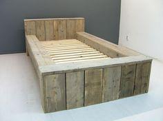 steigerhout bed - Google zoeken
