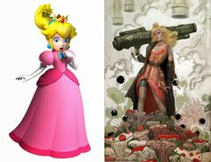 What do women want in their women characters? Love these redesigns!