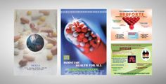 Single page flyer and Visual aid design Printing, Design