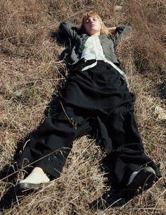 Heather Kemesky, Lou Schoof by Zoe Ghertner for Vogue UK January 2016 7