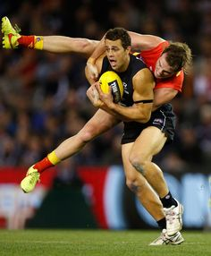AFL Rd 13 - Carlton v Gold Coast