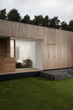 Watson House, New Forest, UK, Strom Architects.