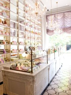 Pretty bakery • Maude and Hermione on Pinterest •