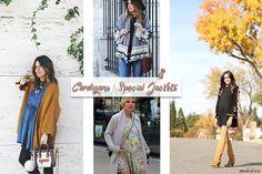 Pregnancy style TIPS and INSPO >> cardigans & special jackets   Maikshine blog   Consejos de estilo e inspiración para embarazadas >> chaquetas de punto y con bordados - étnicas - etc.