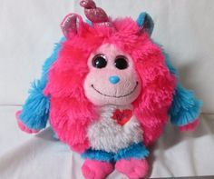 0183a7e945c Ty Delilah Monstaz. Laughs when you press the heart on the chest.