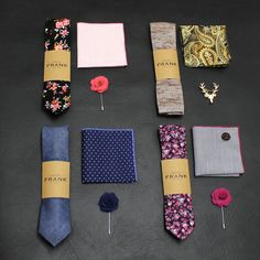 Combinations. Get them all from www.grandfrank.com  Which one do you prefer?