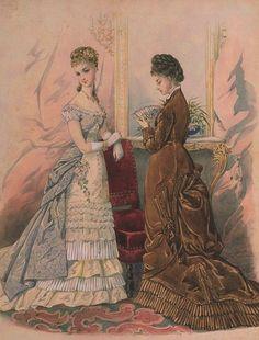 La Mode Illustrée,1876