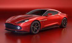 Dit is de nieuwe Aston Martin Vanquish Zagato!
