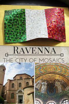 #Europe #Italy #Ravenna #Mosaics
