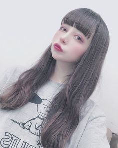 I have many questions about my hair color … – From Parts Unknown About Me Questions, This Or That Questions, Parts Unknown, Kawaii Fashion, Pretty People, My Hair, Asian Girl, Hair Color, Hairstyle