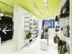 KRION® Projects - Bershka Store