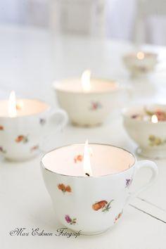 Burn candles by Mari Eriksson