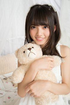akb48wallpapers: Asuka Saito - Weekly Playboy