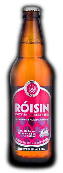 Williams Bros. Brewing - Roisin - Tayberries [Cross between a blackberry and a red raspberry.]